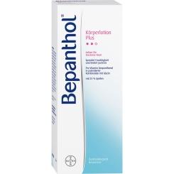 Bepanthol® Körperlotion Plus Spenderflasche