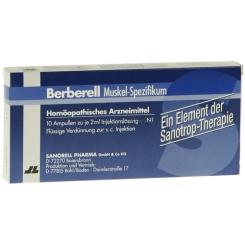 Berberell Ampullen