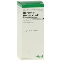 Berberis-Homaccord® Mischung
