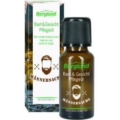 Bergland Bart & Gesicht Pflegeöl