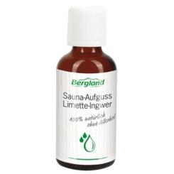 Bergland Sauna-Aufguss Limette-Ingwer