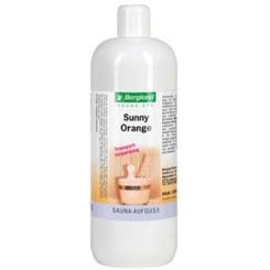 Bergland Sauna Aufguss Sunny Orange