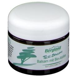 Bergland Teebaum Balsam mit Bio-Jojoba