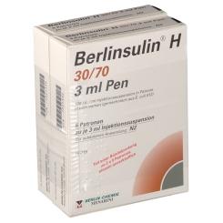 BERLINSULIN H 30/70 Pen