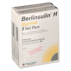 BERLINSULIN H Normal Pen