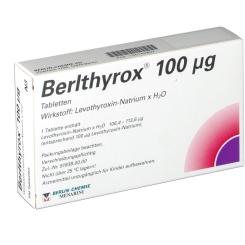 Berlthyrox 100 µg Tabletten