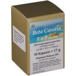 Beta Carotin