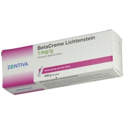 Beta Creme Lichtenstein