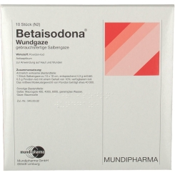 Betaisodona® Wundgaze