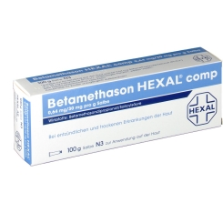 Betamethason Hexal Comp Salbe