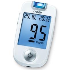 beurer Blutzucker Messgerät GL40 mg/dl