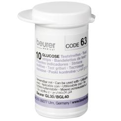 beurer GL30/BGL40 Blutzucker Teststreifen