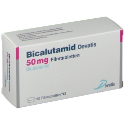BICALUTAMID DEVATIS 50MG