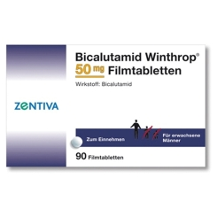 BICALUTAMID Winthrop 50 mg