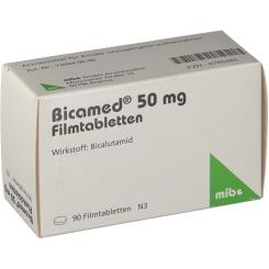 BICAMED 50 mg Filmtabletten