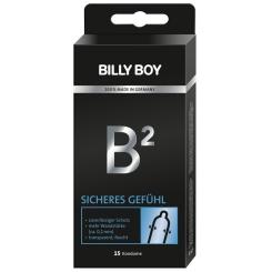 BILLY BOY B² Kondome Sicheres Gefühl