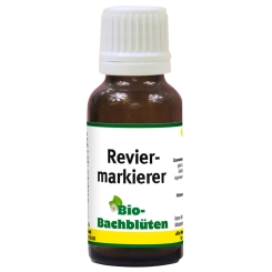 Bio-Bachblüten Reviermarkierer