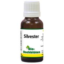 Bio-Bachblüten Silvester