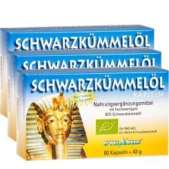 Bio Schwarzkümmelöl Ägyptisch