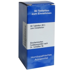 Biochemie 7 Magnesium phosphoricum D 12