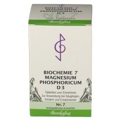 BIOCHEMIE 7 Magnesium Phosphoricum D3