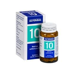 Biochemie Orthim Nr. 10 Natrium sulfuricum D6