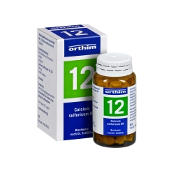 Biochemie orthim® Nr. 12 Calcium sulfuricum D6