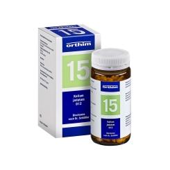Biochemie Orthim Nr. 15 Kalium jodatum D12