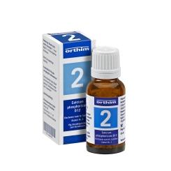 Biochemie Orthim Nr. 2 Calcium phosphoricum D12