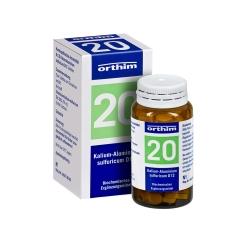 Biochemie orthim® Nr. 20 Kalium-Aluminium sulfuricum D12