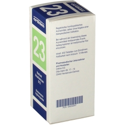 Biochemie orthim® Nr. 23 Natrium bicarbonicum D12