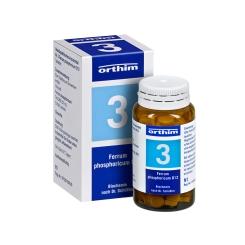 Biochemie Orthim Nr. 3 Ferrum phosphoricum D12