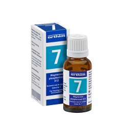 Biochemie Orthim Nr. 7 Magnesium phosphoricum D12