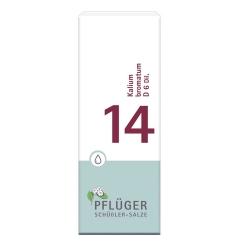 Biochemie Pflüger® 14 Kalium bromatum D 6