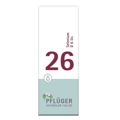 Biochemie Pflüger® 26 Selenium D 6