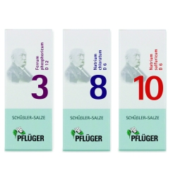 Biochemie Pflüger® Immun-Aufbau Set