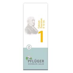 Biochemie Pflüger® Nr. 1 Calcium fluoratum D12 Tropfen