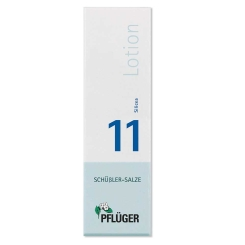 Biochemie Pflüger® Nr. 11 Silicea D4 Lotion