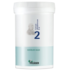 Biochemie Pflüger® Nr. 2 Calcium phosphoricum D6 Tabletten