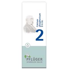 Biochemie Pflüger® Nr. 2 Calcium phosphoricum D6 Tropfen