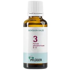 Biochemie Pflüger® Nr. 3 Ferrum phosphoricum D12 Tropfen