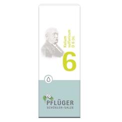Biochemie Pflüger® Nr. 6 Kalium sulfuricum D6 Tropfen