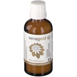 BIOCHEMIE Senagold 19 Cuprum arsenicosum D12