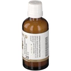 BIOCHEMIE Senagold 20 Kalium aluminium sulfuricum D12