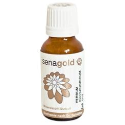 BIOCHEMIE Senagold 3 Ferrum phosphooricum D 12