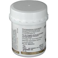 BIOCHEMIE Senagold 7 Magnesium phosphoricum D 6