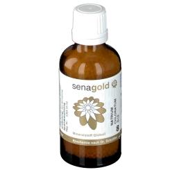 BIOCHEMIE Senagold 8 Natrium chloratum D 12