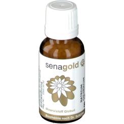 BIOCHEMIE Senagold 8 Natrium chloratum D 6