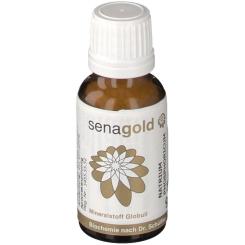 BIOCHEMIE Senagold 9 Natrium phosphoricum D 6 Globuli