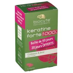 biocyte® keratine forte 1000mg